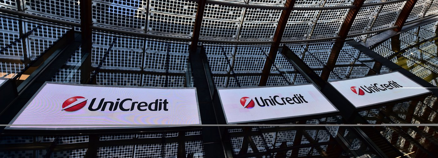 L'action d'UniCredit s'envole avec la cession de 10% de FinecoBank